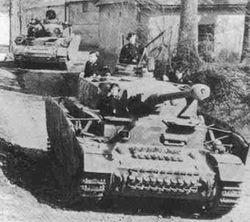 Later Panzerkampfwagen IV Tank:
