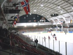 1932 Rink at the Olympic Center in Lake Placid