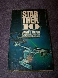 Star Trek 10 - James Blish - Paperback