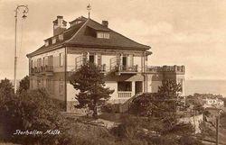 Hotell Storhallen (Villa Storhallen) 1926