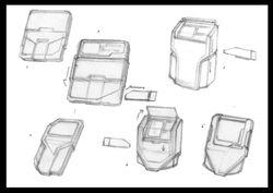 Tricorder variations