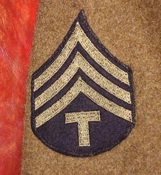 7AMD Div., T-3, Mackinaw Jacket: