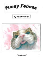Funny Felines Comic Book