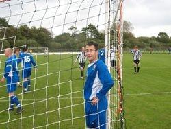 Caldicot v Garden Village Welsh Cup 2009