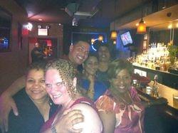 502 Crew at Carmen & Patty's Birthday Celebration (502 Bar Lounge's Social Saturday Karaoke Night)!