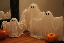Classic Cotton Boo! Ghosts