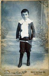 Albert age 7