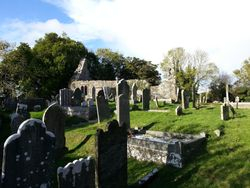 Tullynakill Church, Strangford, County Down