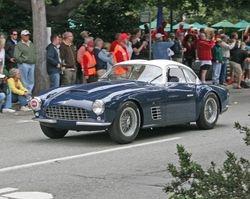 1956 Ferrari 250 GT Zagato