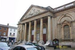 Bury St Edmunds - Corn Exchange