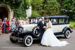 Wedding at Woodlands Manor Clapham