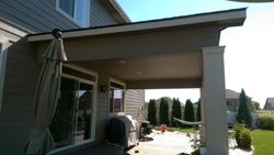 Project Complete: Custom Patio Cover