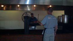 Starting the BBQ