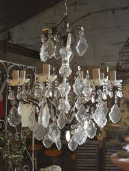 #15/357 French  Chandelier
