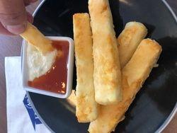 Haloumi Fries