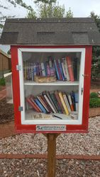 Lil' Free Library