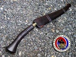 Custom Made 5160 Spring Steel Panabas