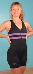 One Piece Aqua & Fitness Suit