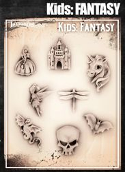 Kid's Fantasy Designs