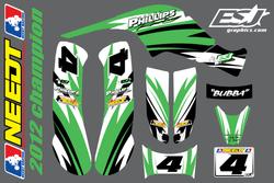 2012 50cc Champion Kenny Phillips