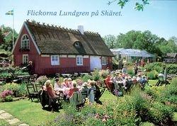 Flickorna Lundgren i Skaret 2010