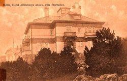 Hotell Storhallen (Villa Storhallen) 1915