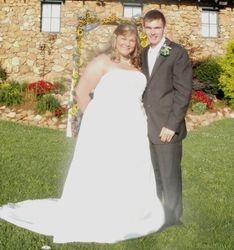 Mr and Mrs. Carlton Crenshaw III
