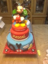 Manuels cake
