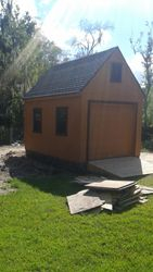 Shed 10x15