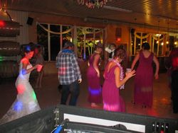dancing the Electric Slide