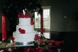 Bride's Cake 3
