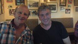 Mal Sanders and Steve Grey