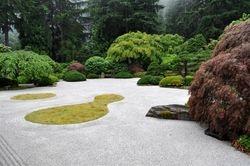 Stone Garden, Portland Japanese Garden