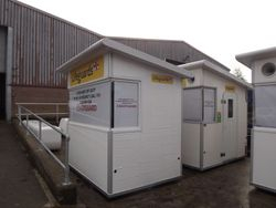 Lifeguard Station Huts