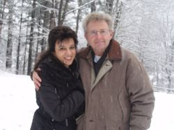 Alexis and Cristina Hauser, Stowe Vermont, 2011