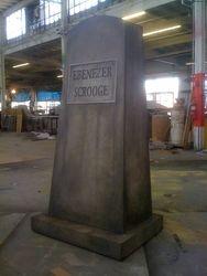 Ebenezer's Tomb