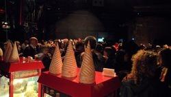 Arco 2014 Sales Convention Popcorn Machine Hire