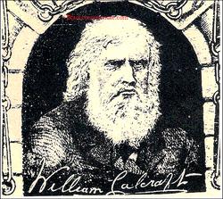 William Calcraft. 1870s.