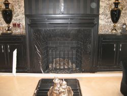 Fire Place Mantel