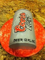 Beer Lover Cake!