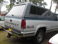 Chevrolet Extended Cap Pick Up DK2500 4X4