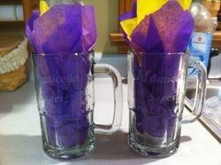 Custom Sandblasted Design Mugs