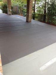 Carport done in Colour Black21