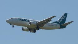 Airwork Boeing 737-300F ZK-TLD