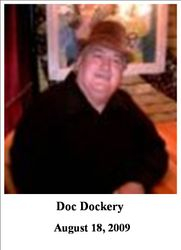 Doc Dockery, 08/18/2009