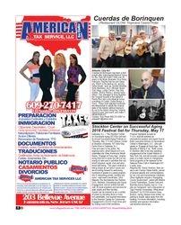 American Tax Services/ Cuerdas de Borrinque