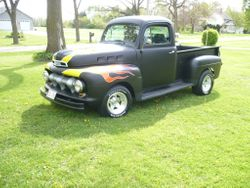 Don Penn's 1952 Ford F-1 Pick-Up