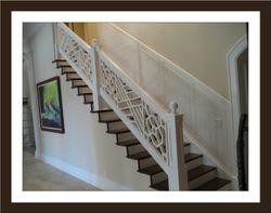 Mishann Residence Stairway