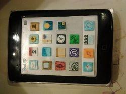 iPad Cake
