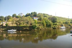 The river in Betanzos